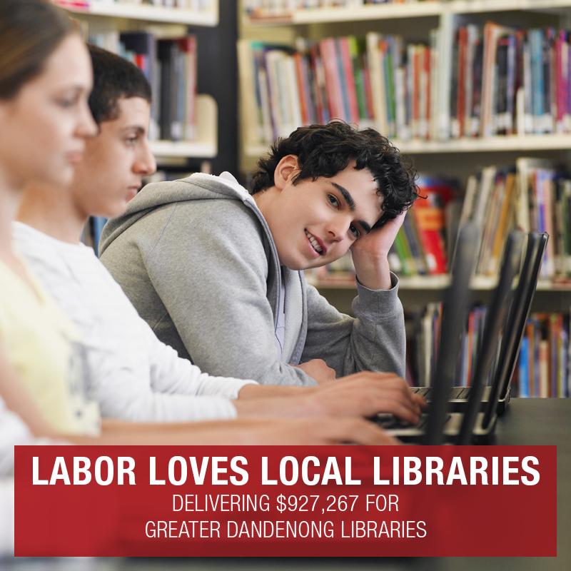 Greater Dandenong Libraries